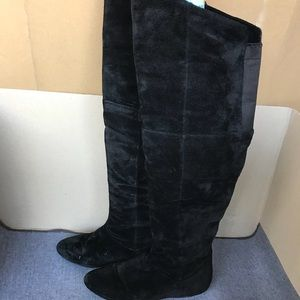 Chinese Laundry Shoes - Chinese Laundry Knee High Flat Boots